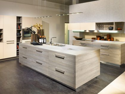 Кухня Alnovetrina / Alnoplan