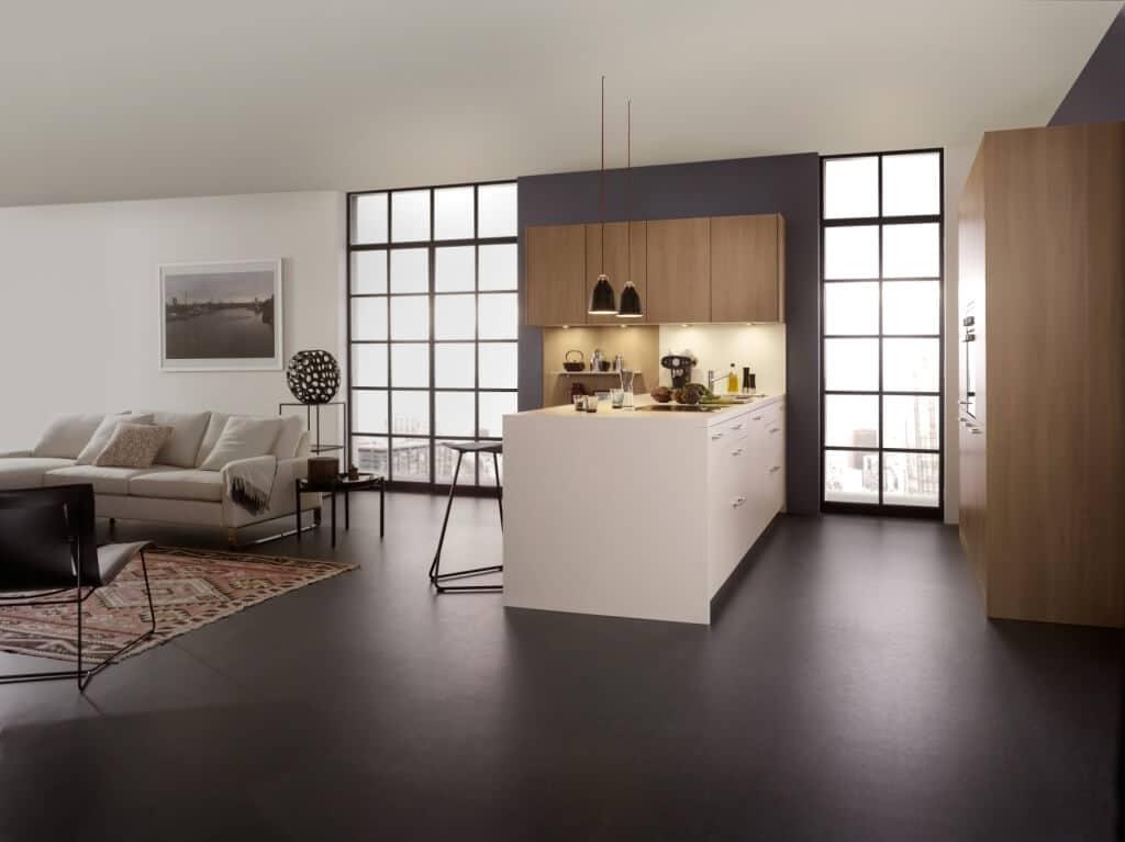 Кухни PINTA-K | ORLANDO-K – идеальное решение как для больших, так и для малометражных помещений.