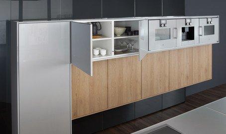 Кухня Leight Synthia-Ios-Largo сделает ваш интерьер стильным и роскошным.