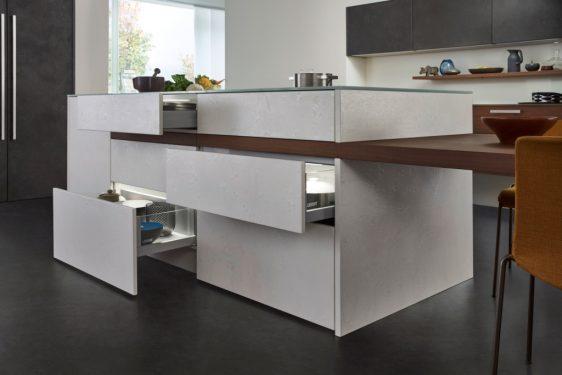 Кухни Leicht Topos – Concrete – кухни с характером!
