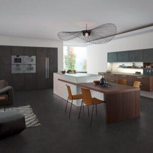 Кухни Leicht Topos – Concrete