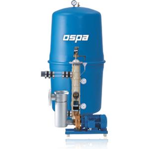 Baseino filtras Ospa