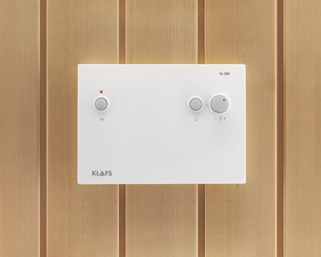 Klafs saunos valdymo pultas SL028