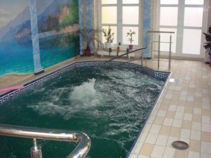 Бассейн в частном доме, 4,50 х 3,00 м