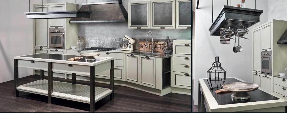 Удивительный образ кухни Aran Cucine Magistra   Sanilux
