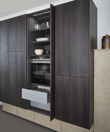 Кухни Leicht Topos-Stone – новое видение природных материалов