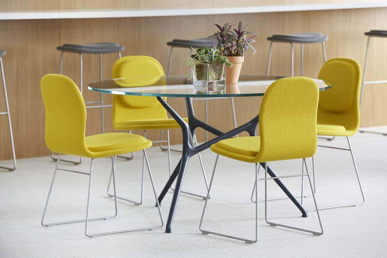 Branch with High Pad chairs