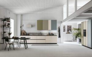 Stosa Cucine Color Trend оборудования и мебель для кухонь