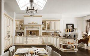 Stosa Cucine Dolcevite оборудования и мебель для кухонь