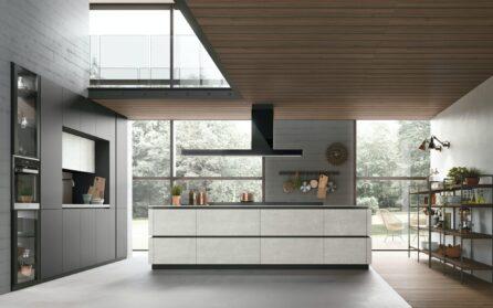 Stosa Cucine Metropolis оборудования и мебель для кухонь